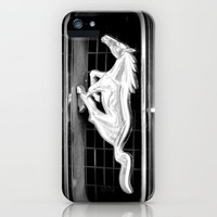 Mustang iPhone Case by Richard Casillas | Society6