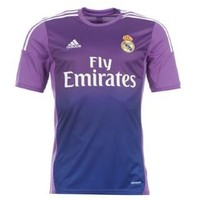 Real Madrid Home Shirt 2013 2014 Goalkeeper