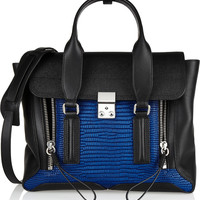 3.1 Phillip Lim - The Pashli medium leather trapeze bag