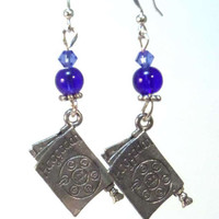 On Sale Passover Hagaddah earrings