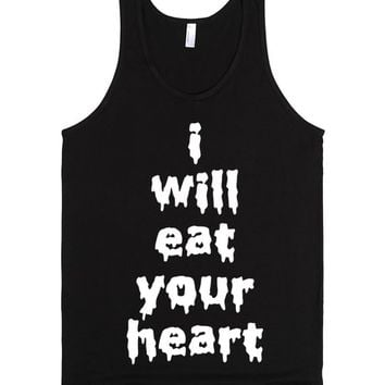 I Will Eat Your Heart