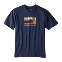 PATAGONIA MEN'S FRAMED FITZ ROY T-SHIRT