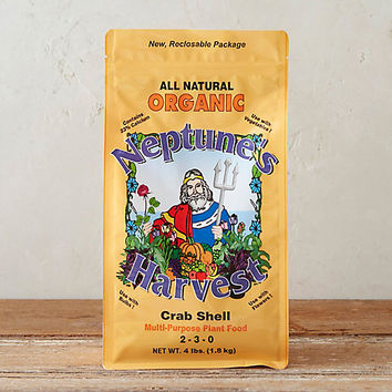 Neptune's Harvest Organic Crab Shell Fertilizer