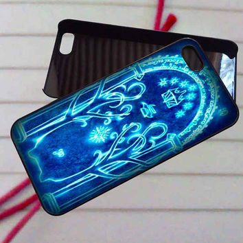 The Lord of The Rings Moria Gate - case iPhone 4/4s,5,5s,5c,6,6+samsung s3,4,5,6