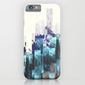 Cold cities iPhone & iPod Case by HappyMelvin