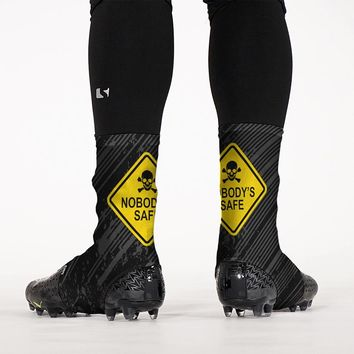 Nobody's Safe Spats / Cleat Covers