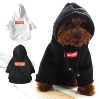 Supreme Hype Winter Clothes / Puppy - Cat