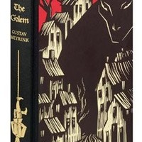 The Golem | Folio Illustrated Book