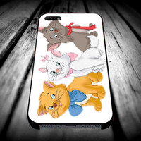 Aristocats cats for iPhone 4/4s/5/5s/5c/6/6 Plus Case, Samsung Galaxy S3/S4/S5/Note 3/4 Case, iPod 4/5 Case, HtC One M7 M8 and Nexus Case **