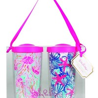 Lilly Pulitzer Beverage Insulated Tumbler Set