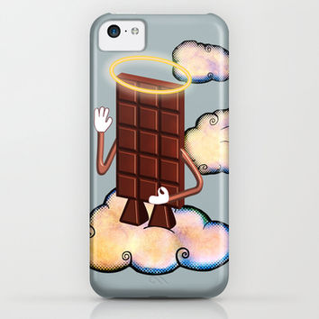 May Chocolate lord bless you! iPhone 5c 5s 5 4s 4 3gs 3g Samsung Galaxy s4 & iPod Impact Resistant Case by Vanya
