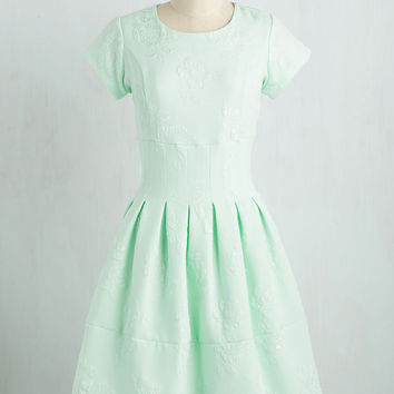 Pressed for Timeless Dress | Mod Retro Vintage Dresses | ModCloth.com