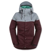 Volcom Bolt Insulated Jacket - Women's - Buckman's Ski and Snowboard