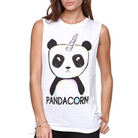 Workshop Pandacorn Muscle Tee at PacSun.com