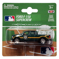 Top Dog 1:64 Scale Oakland Athletics F150 Pick Up