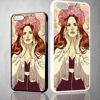 Born to Die Lana Del Rey Y1424 iPhone 4S 5S 5C 6 6Plus, iPod 4 5, LG G2 G3 Nexus 4 5, Sony Z2 Case