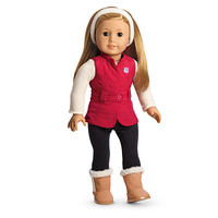 American Girl® Clothing: Sporty Winter Outfit & Snowshoes