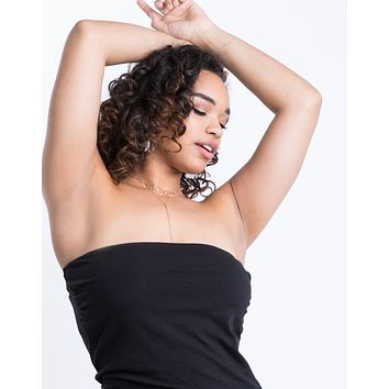 Plus Size Remi Tube Top