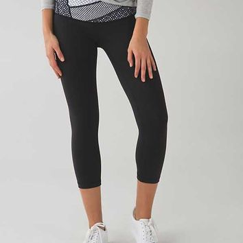 Wunder Under Crop III *Full-On Luon