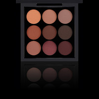 M·A·C Cosmetics | Products > Shadow > Eye Shadow x 9: Burgundy Times Nine