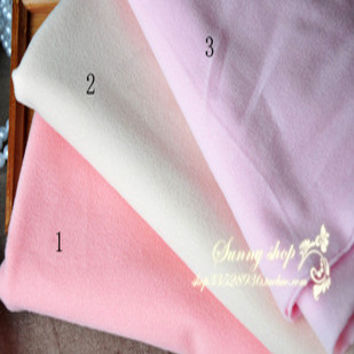 South Korean Doll Skin Fabric Materials for Arts & Crafts Projects