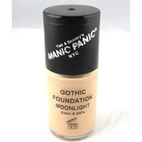 Manic Panic Moonlight Dreamtone Gothic Foundation