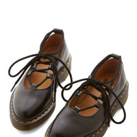 Dr. Martens Vintage Inspired Yard Party Flat