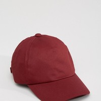 ASOS | ASOS Plain Baseball Cap at ASOS