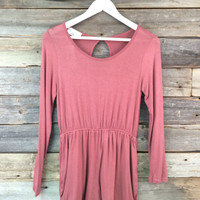 Ardel Long Sleeve Romper