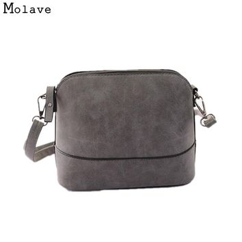 Naivety Women messenger Bag Small Handbag Faux Nubuck Leather Scrub Shell Bags Lady Shoulder Purses 20JUN23 drop shipp