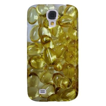 PIll Spill 3G/3GS i Galaxy S4 Case