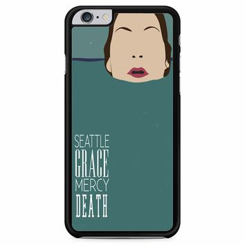 Grey Anatomy Quotes iPhone 6 Plus / 6s Plus
