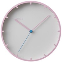 Tick Wall Clock in Pink - Pop! Gift Boutique