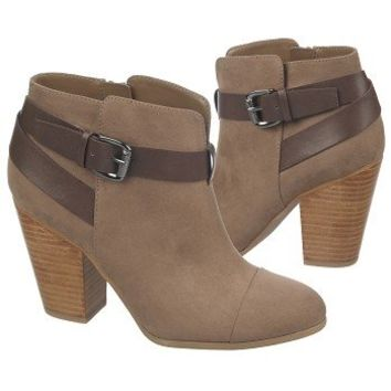 Women's CARLOS BY CARLOS SANTANA Harvest Bootie Chateau Grey Shoes.com