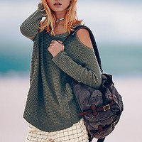 Free People Womens Canyonland Backpack - Grey One