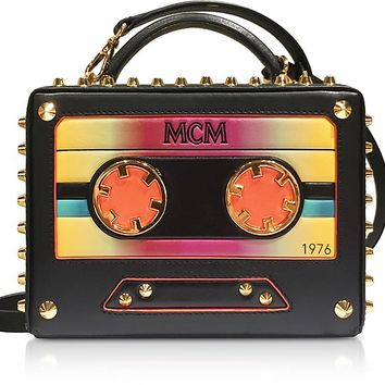MCM Small Berlin Cassette Crossbody Bag