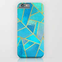 Summer Beach iPhone & iPod Case by Elisabeth Fredriksson