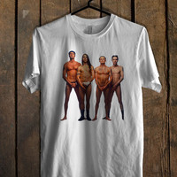 Red Hot Chili Peppers Naked New  Mens T Shirt and Womens T Shirt *76*