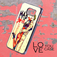 mad love joker harley quinn   For iphone, ipod, samsung galaxy, HTC and Nexus PHONE CASE