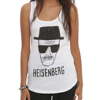 Breaking Bad Heisenberg Girls Tank Top