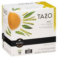 Tazo® Zen Tea K-Cup Pods - 16ct
