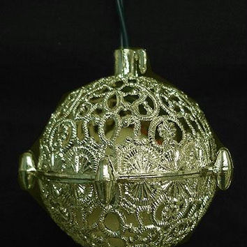 Chirping Bird Christmas Ornament - Vintage Style