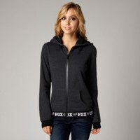 Fox Fast Lane Zip Hoody  - Fox Racing