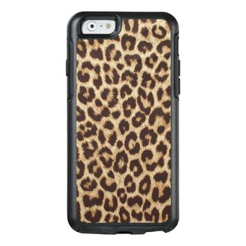 Leopard Print OtterBox Symmetry iPhone 6 Case