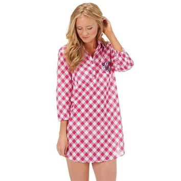 Kelli Shirt Dress