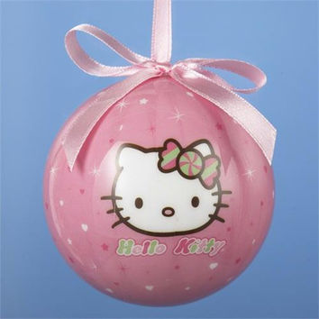 Christmas Ornament - Hello Kitty Ball