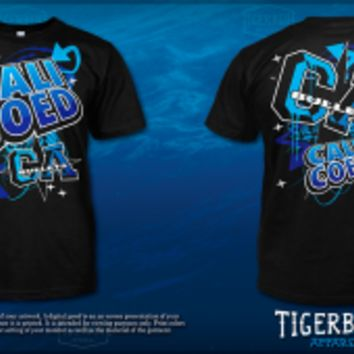 Cali Coed T-Shirt - California All Stars