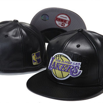 Los Angeles Lakers Special Edition Snapback Hats