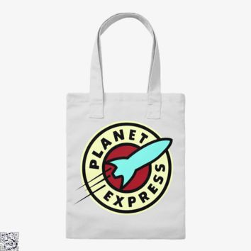 Planet Express, The Simpsons Tote Bag