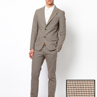 United Colours Of Benetton Dogtooth Suit at asos.com